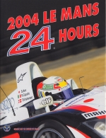 24 HOURS LE MANS 2004 (ING)