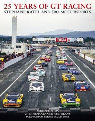 25 YEARS OF GT RACING