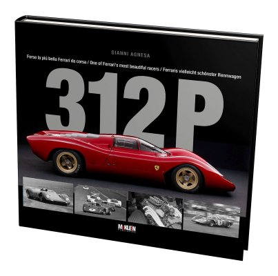 312 P - ONE OF FERRARI'S MOST BEAUTIFUL RACERS