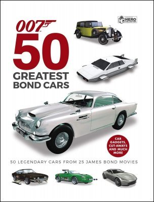 50 GREATEST BOND CARS