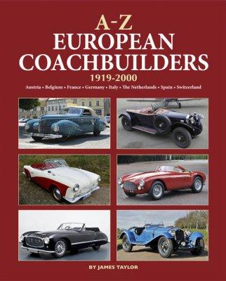 A-Z EUROPEAN COACHBUILDERS, 1919-2000