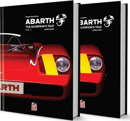ABARTH THE SCORPION'S TALE 1949-1972  ( VOL 1 E 2 )