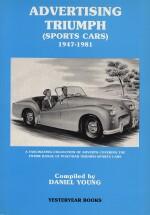 ADVERTISING TRIUMPH (SPORTS CARS) 1947-1981