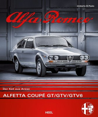 ALFA ROMEO ALFETTA COUPE' GT/GTV/GTV6