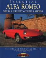 ALFA ROMEO GIULIA & GIULIETTA COUPES & SPIDERS