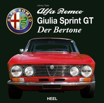 ALFA ROMEO GIULIA SPRINT GT DER BERTONE