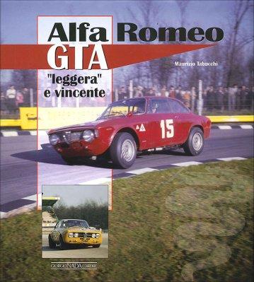 ALFA ROMEO GTA LEGGERA E VINCENTE