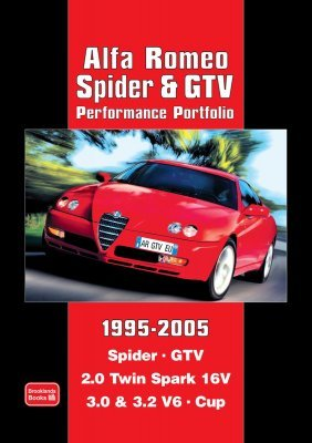 ALFA ROMEO SPIDER AND GTV 1995-2005 - PERFORMANCE PORTFOLIO