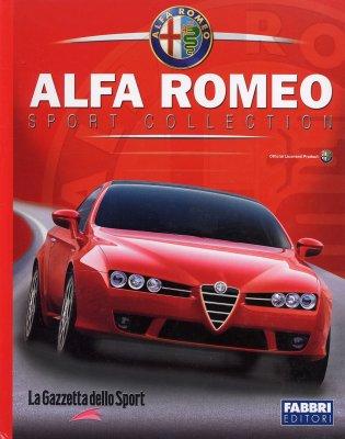 ALFA ROMEO SPORT COLLECTION (5 VOLUMI)
