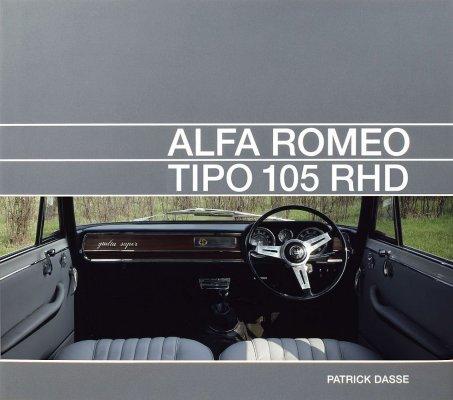 ALFA ROMEO TIPO 105 RHD - RIGHT HAND DRIVE
