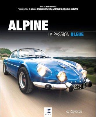 ALPINE LA PASSION BLEUE