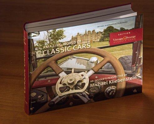 AMAZING WORLD OF CLASSIC CARS