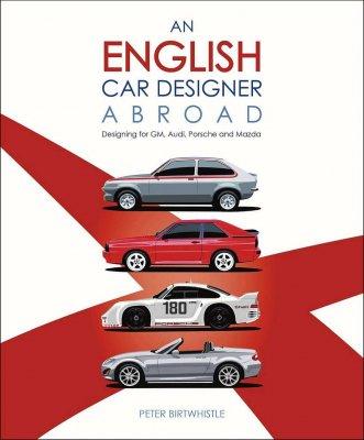 AN ENGLISH CAR DESIGNER ABROAD