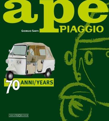 APE PIAGGIO 70 ANNI/70 YEARS