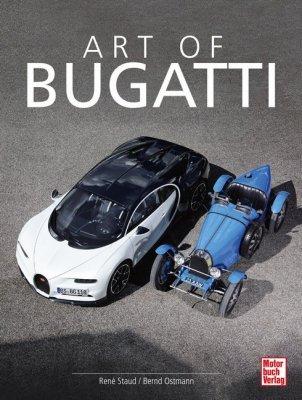 ART OF BUGATTI