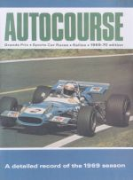 AUTOCOURSE 1969-1970 (ED. INGLESE)