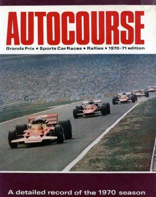 AUTOCOURSE 1970-1971 (ED. INGLESE)