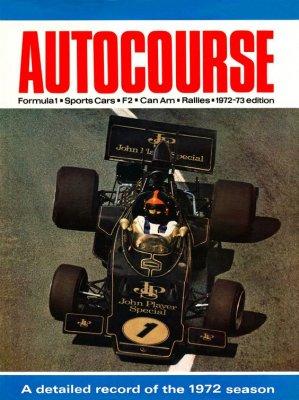 AUTOCOURSE 1972-1973 (ED. INGLESE)