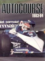 AUTOCOURSE 1983-1984 (ED. INGLESE)