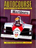 AUTOCOURSE 1988-1989 (ED. INGLESE)