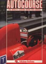AUTOCOURSE 1989-1990 (ED. ITALIANA)