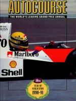 AUTOCOURSE 1990-1991 (ED. INGLESE)