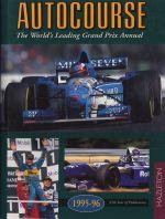AUTOCOURSE 1995-1996 (ED. INGLESE)
