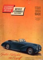 AUTOMOBIL REVUE 1948