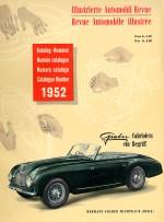 AUTOMOBIL REVUE 1952