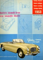 AUTOMOBIL REVUE 1953