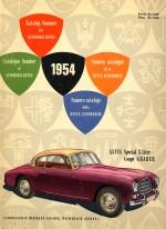 AUTOMOBIL REVUE 1954