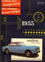 AUTOMOBIL REVUE 1955