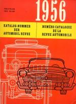 AUTOMOBIL REVUE 1956