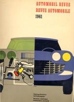 AUTOMOBIL REVUE 1961
