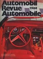 AUTOMOBIL REVUE 1968