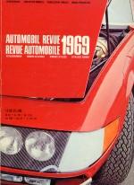 AUTOMOBIL REVUE 1969