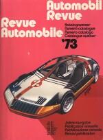 AUTOMOBIL REVUE 1973