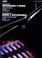 AUTOMOBIL REVUE 1991