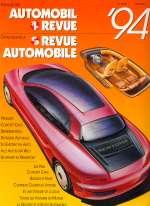 AUTOMOBIL REVUE 1994