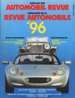 AUTOMOBIL REVUE 1996