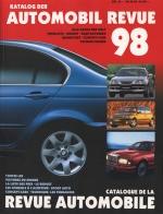 AUTOMOBIL REVUE 1998