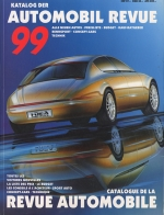 AUTOMOBIL REVUE 1999