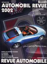 AUTOMOBIL REVUE 2002