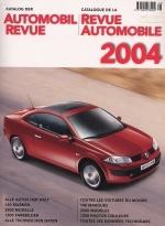 AUTOMOBIL REVUE 2004