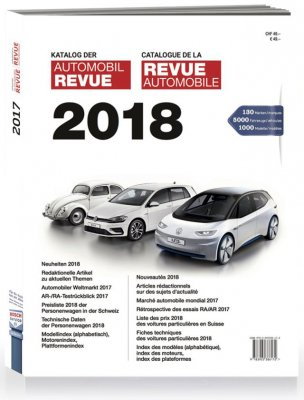 AUTOMOBIL REVUE 2018
