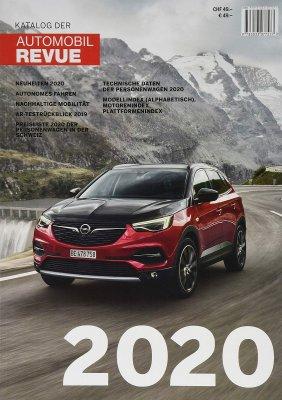 AUTOMOBIL REVUE 2020