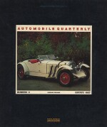 AUTOMOBILE QUARTERLY N.3 (ESTATE 1987)