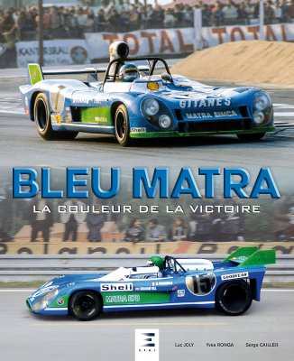 BLEU MATRA, LA COULEUR DE LA VICTOIRE