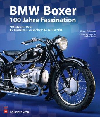 BMW BOXER - 100 JAHRE FASZINATION