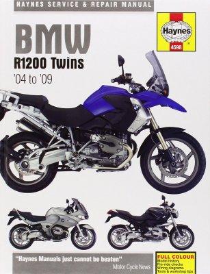 BMW R1200 TWINS: '04 TO '09 (HAYNES SERVICE & REPAIR MANUAL)